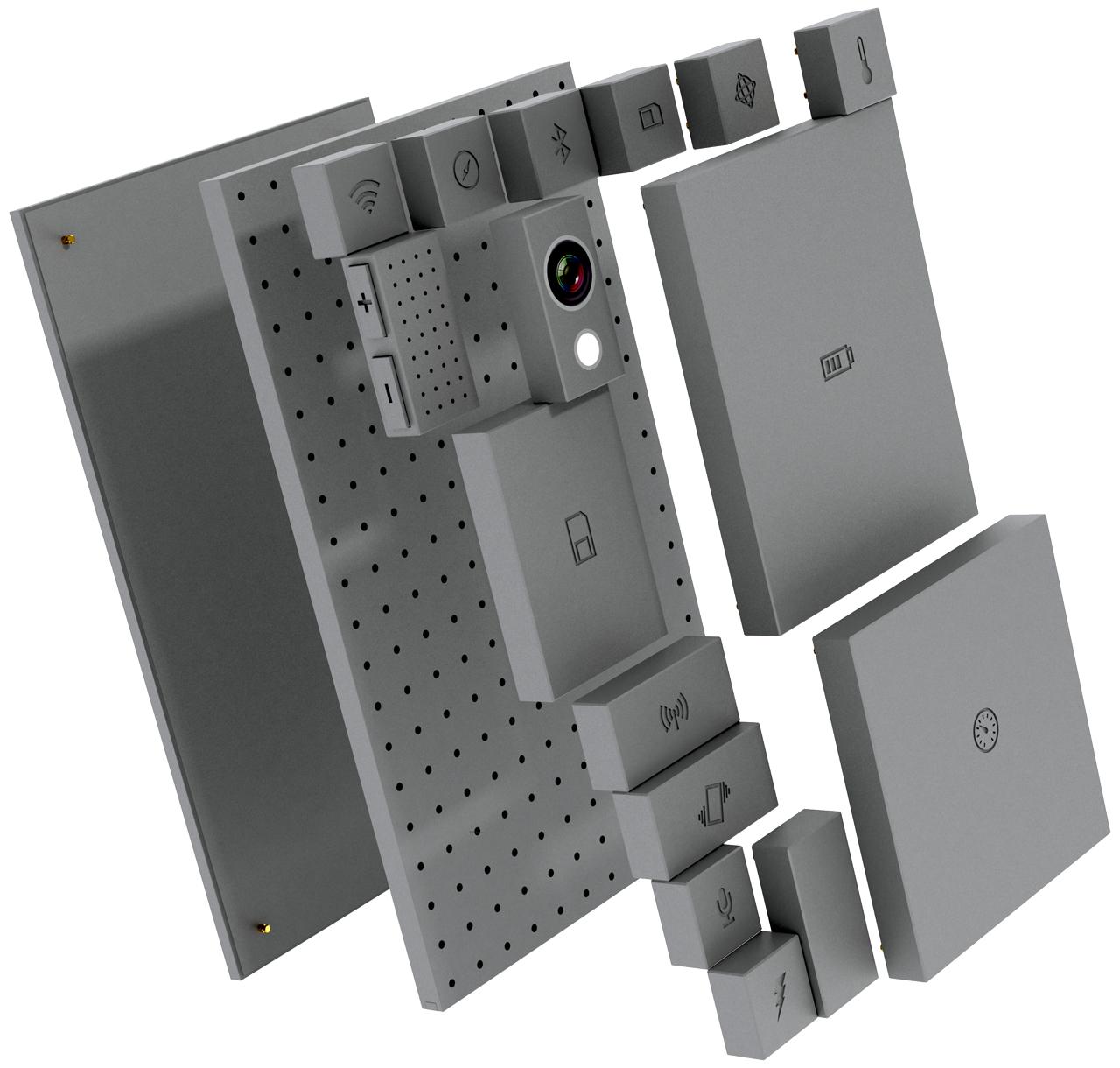 Project Ara PhoneBloks && The Future Insights