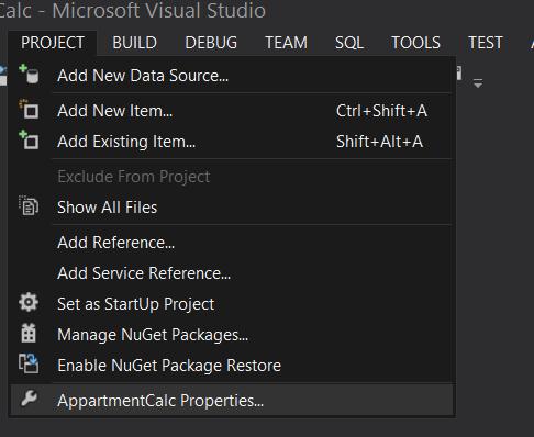 [Visual Studio] How To Change Windows Form Icon